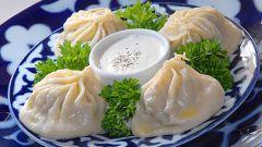 Как приготовить классические узбекские манты