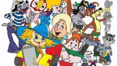 Самые популярные герои советских мультфильмов