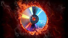 Как записать диск с помощью Windows 8