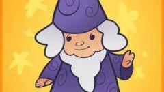 Как просто нарисовать волшебника для детей