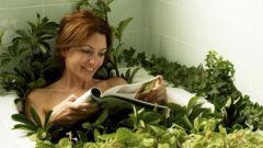 Тонизирующие фруктовые ванны для тела