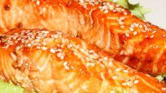 Как приготовить семгу, запеченную в духовке