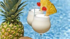 Пина Колада: история напитка