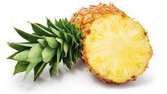 Несколько признаков спелого ананаса