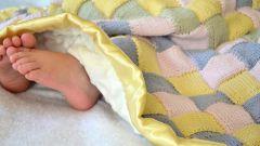 Как выбрать одеяло малышу?