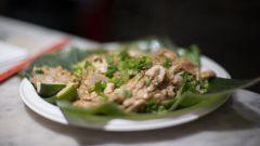 Как приготовить каракатицу по-корейски