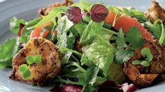 Какой салат можно сделать из куриного филе