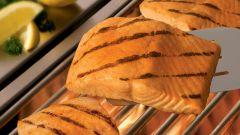Рецепт маринада для семги гриль