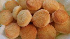 Рецепт самого простого печенья из маргарина