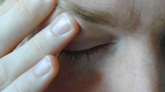 What happens from photophobia