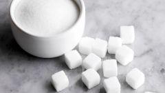 Сколько калорий в сахаре