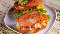 Рецепты бутербродов на скорую руку