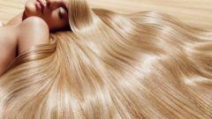 Как сделать маски для блеска волос