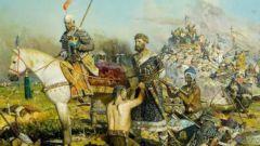 История образования Золотой Орды