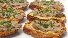 Как приготовить паштет из свиной печени в домашних условиях