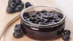 How to make jam from blueberries