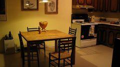 Какой пол будет проще и дешевле сделать на кухне