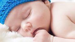 Как спят новорожденные