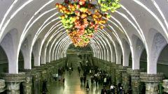 Какое самое глубокое метро в мире