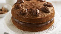 Рецепт вкусного бисквитного торта