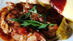 Как приготовить куриные желудки