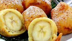 Как приготовить бананы в кляре