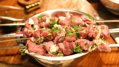 What are the original recipes marinating kebabs