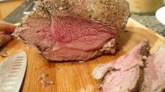 Что приготовить на ужин из куска говядины