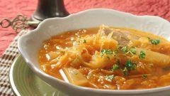 Как приготовить вкусные щи из свежей капусты