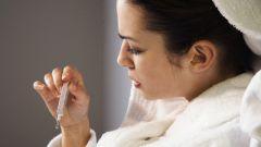 Что делать, если поднялась температура без симптомов простуды