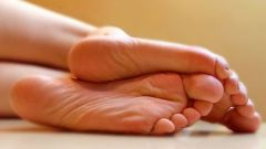 How to cure flat foot of 3rd degree