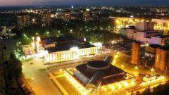 Где находится город Ижевск