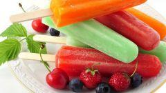 Как сделать фруктовый лед в домашних условиях