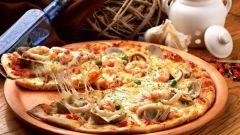 Рецепт жидкого теста для пиццы