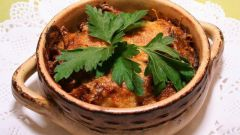 Как лучше приготовить тушеную баранину с картошкой