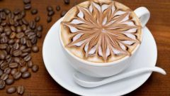 How to prepare latte at home