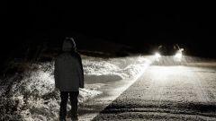 Как правильно двигаться, если вы идете по дороге