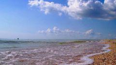Какова глубина Азовского моря