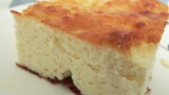 Как делать омлет из манной каши