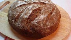 The recipe for baking rye bread at home in oven