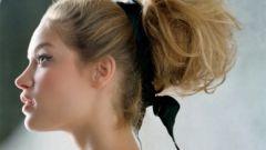 Как собрать волосы красиво и модно