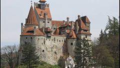 Где находится замок графа Дракулы