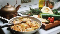 Как научиться готовить, с чего начинать