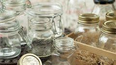 How to sterilize a jar: the best ways