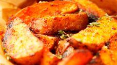 Как сделать картошку по-деревенски