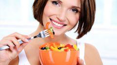 Особенности летнего питания