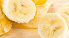 Увлажняющие маски для лица с бананом