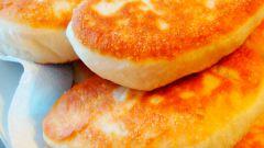 Как сделать пирожки с картошкой