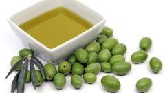 Маска для рук с оливковым маслом