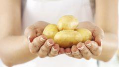 Маски для рук из картофеля